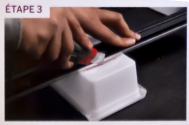 fabriquer un diffuseur de lumi re flash cobra bricolage photo. Black Bedroom Furniture Sets. Home Design Ideas