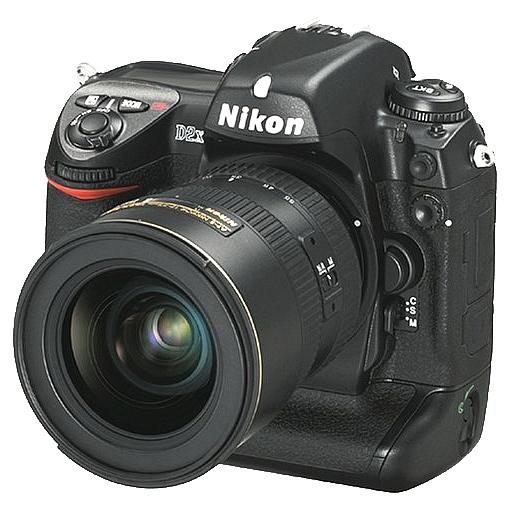 Reflex_Nikon_d2x