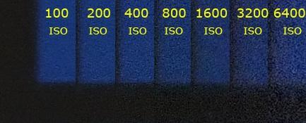 SENSIBILITE-ISO