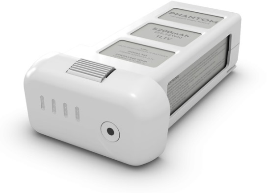 batterie dji phantom 2 5200 mAh