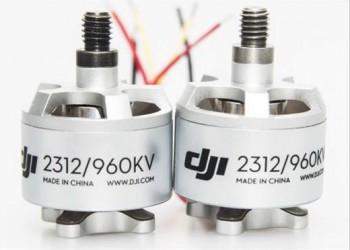 moteurs Dji Phantom 2 mode 2